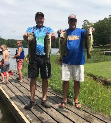 Tournament Results Lake Gaston, NC Aug 3, 2019