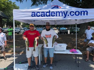 Tournament Results Lake Norman, NC July 27, 2019 Chris Baumgardner & Jimmy Leschock  Weigh in 14.25 lbs to Take the Win! Next & Last Lake Norman Qualifier is Aug 31st at Pinnacle!