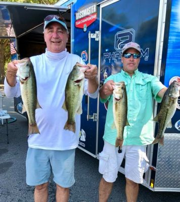 Tournament Results Lake Norman, NC Aug 31, 2019. Don Poteat & John Allen Win With 11.58 lbs! Shane Sharpe & Will Mitchell Win the Points!
