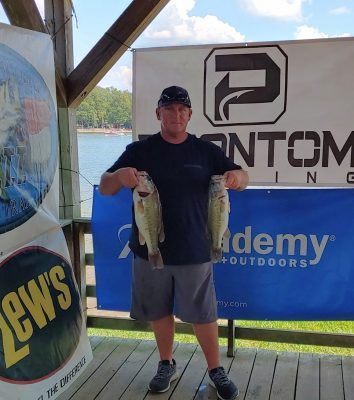 Tournament Results Yadkin High Rock Lake, NC Sept 8, 2019 Randy Weddington & Ronnie Smith Weigh in 18.70 lbs! Take Home $1,030.00! Next Yadkin Fall Qualifier is Oct 6th at Badin!