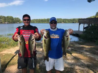 Tournament Results Lake Gaston, NC Sept 21, 2019