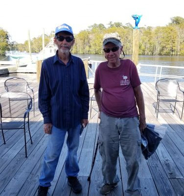 Tournament Results Waccamaw River, SC Sept 21, 2019