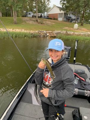 Tournament Results Lake Wateree, SC Oct 19, 2019