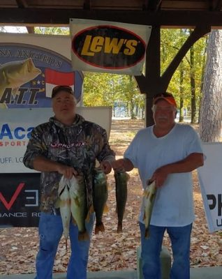 Tournament Results Lake Murray, SC Oct 20, 2019