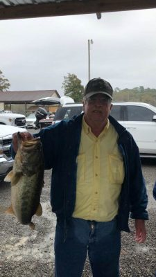 Tournament Results Waccamaw River, SC Oct 19, 2019