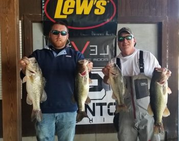 Tournament Results Lake Murray, SC Nov 9, 2019