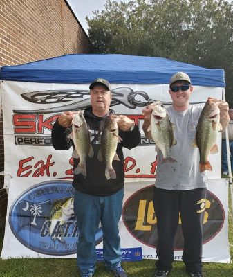 Tournament Results East Final Roanoke River, NC Oct 19, 2019