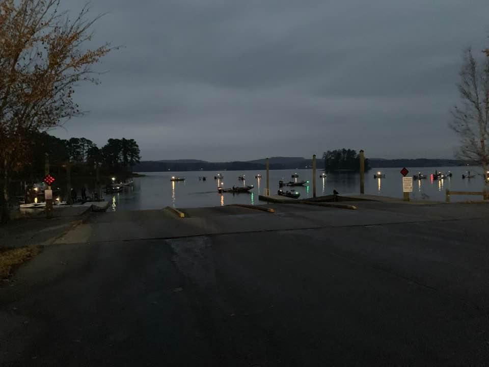 Tournament Results Lake Wateree, SC Fall Final Nov 23, 2019