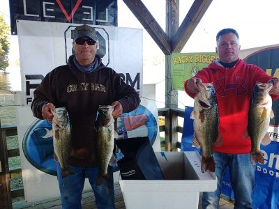Tournament Results Yadkin High Rock Lake, NC Nov 3, 2019