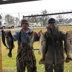 Tournament Results Waccamaw River, SC Nov 16, 2019