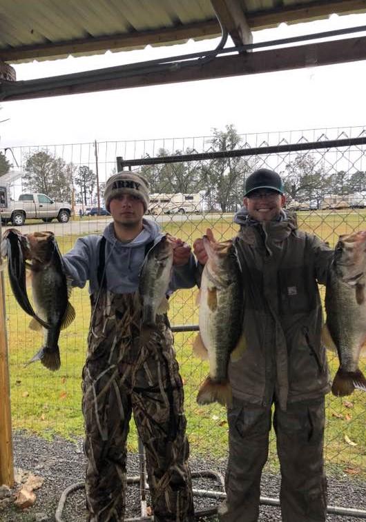 Tournament Results Waccamaw River, SC Nov 16, 2019
