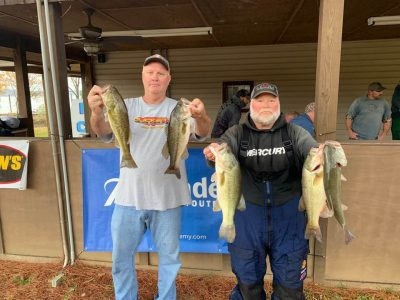 Tournament Results Wateree Open Final Lake Wateree, SC Nov 23, 2019