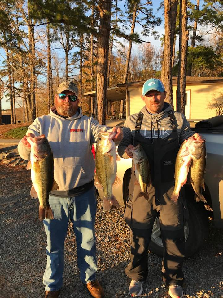 Tournament Results Kerr Lake, VA Fall Final Nov 24, 2019