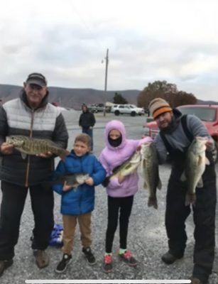 Tournament Results Smith Mtn Lake, VA Nov 17, 2019