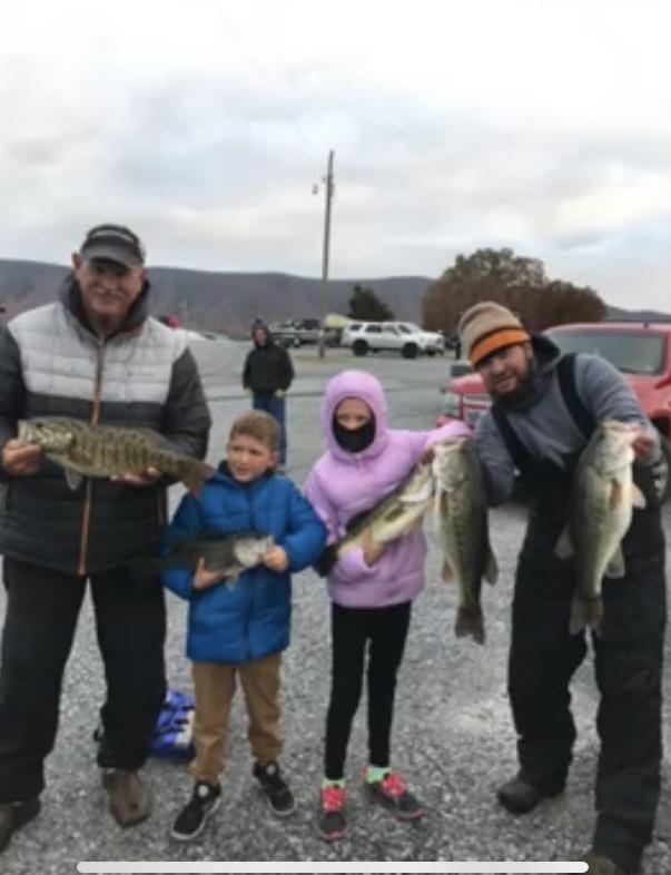 Tournament Results Smith Mtn Lake, VA Nov 17, 2019