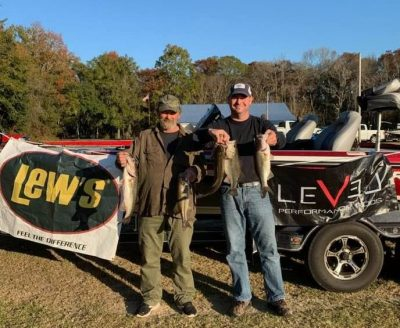 Tournament Results Savannah River, GA Nov 30, 2019