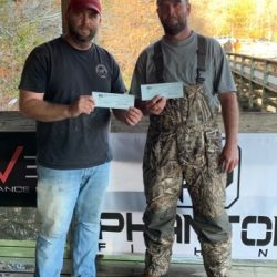 Tournament Results Sparkleberry Swamp Quest Lake Marion, SC Dec 7, 2019