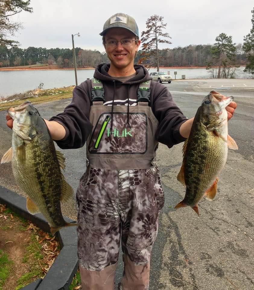 Tournament Results Lake Hartwell, SC Dec 21, 2019