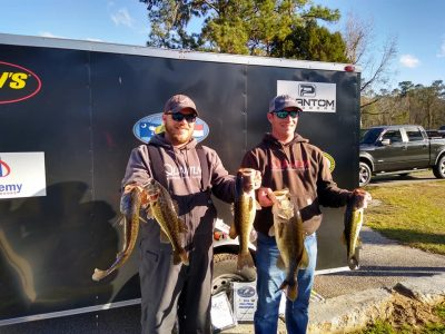 Tournament Results Cooper River, SC Fall Final Dec 14, 2019