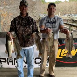 Tournament Results Sparkleberry Swamp Quest Lake Marion, SC  Dec 28, 2019