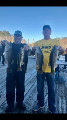 Tournament Results Waccamaw River, SC Open Jan 4, 2020
