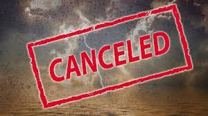 Feb 15th Lake Wateree Events CANCELLED!