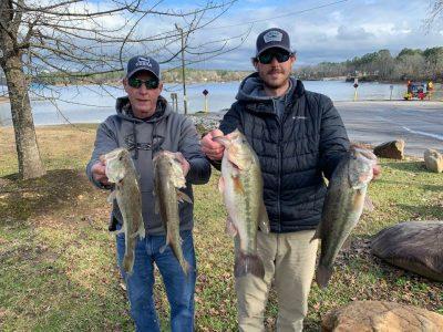 Tourney Results Lake Wateree, SC Open Feb 1, 2020