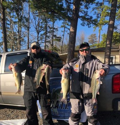 Tournament Results Kerr Lake, VA Feb 29, 2020