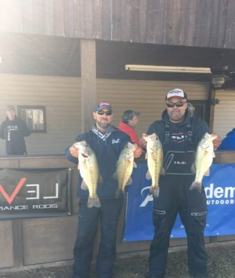 Tournament Results Lake Wateree, SC Feb 29, 2020