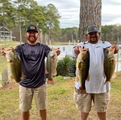 Tournament Results Lake Wateree, SC March 14, 2020