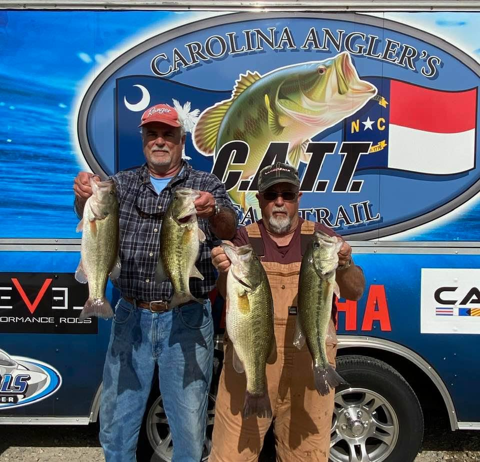 Tournament Results Old North Kerr Lake, NC March 14, 2020