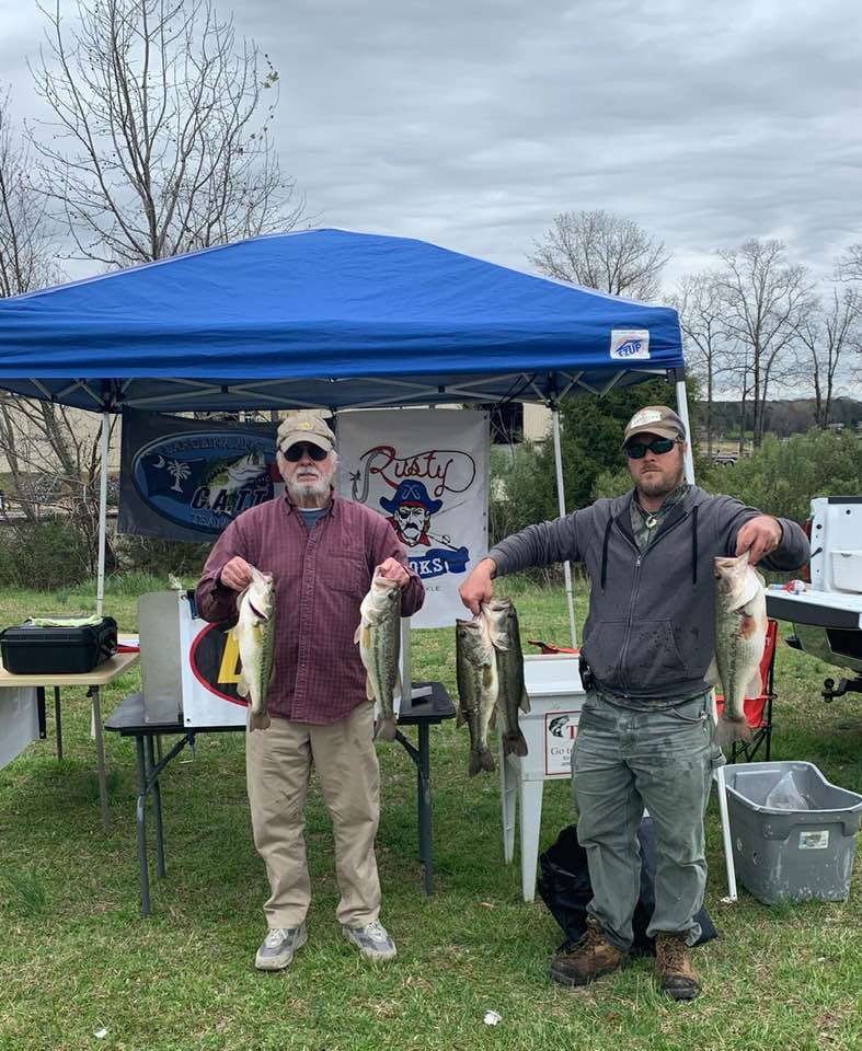 Tournament Results Lake Wylie, SC March 14, 2019