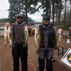 Tournament Results Kerr Lake, Va March 15, 2020