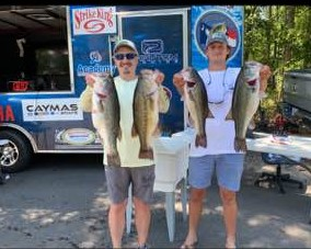 Tournament Results Old North Jordan Lake, NC June 14, 2020
