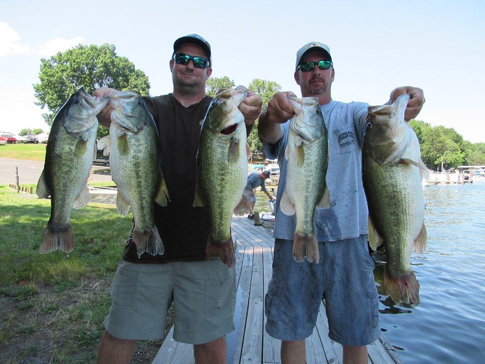 Tournament Results Lake Anna, VA June 13, 2020