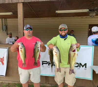 Tournament Results Lake Wateree, SC Spring Final June 13, 2020