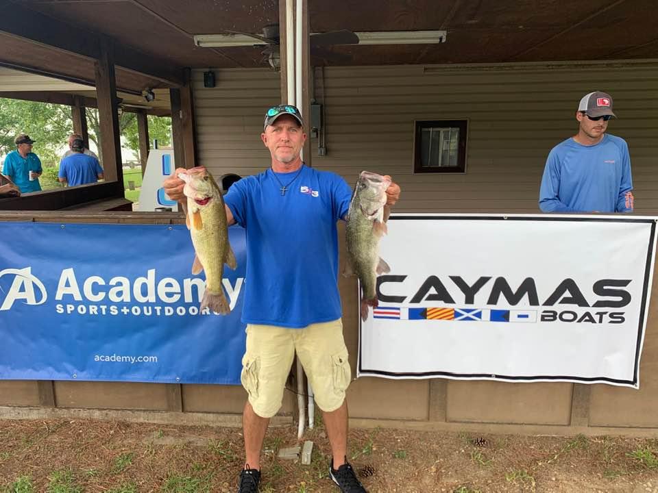 Tournament Results Lake Wateree, SC June 27, 2020