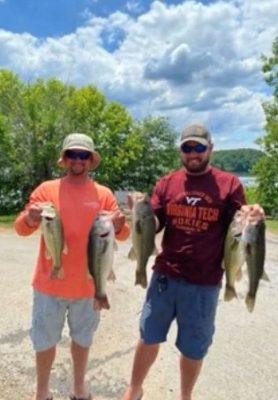 Tournament Results Leesville Lake, VA June 14, 2020