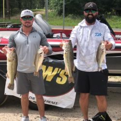 Tournament Results Savannah River, GA June 27, 2020