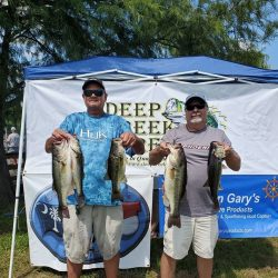 Tournament Results East Roanoke River, NC June 27, 2020