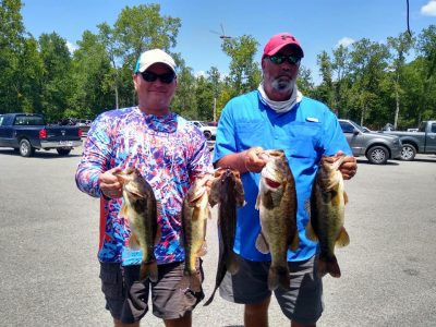 Tournament Results Cooper River, SC July 18, 2020