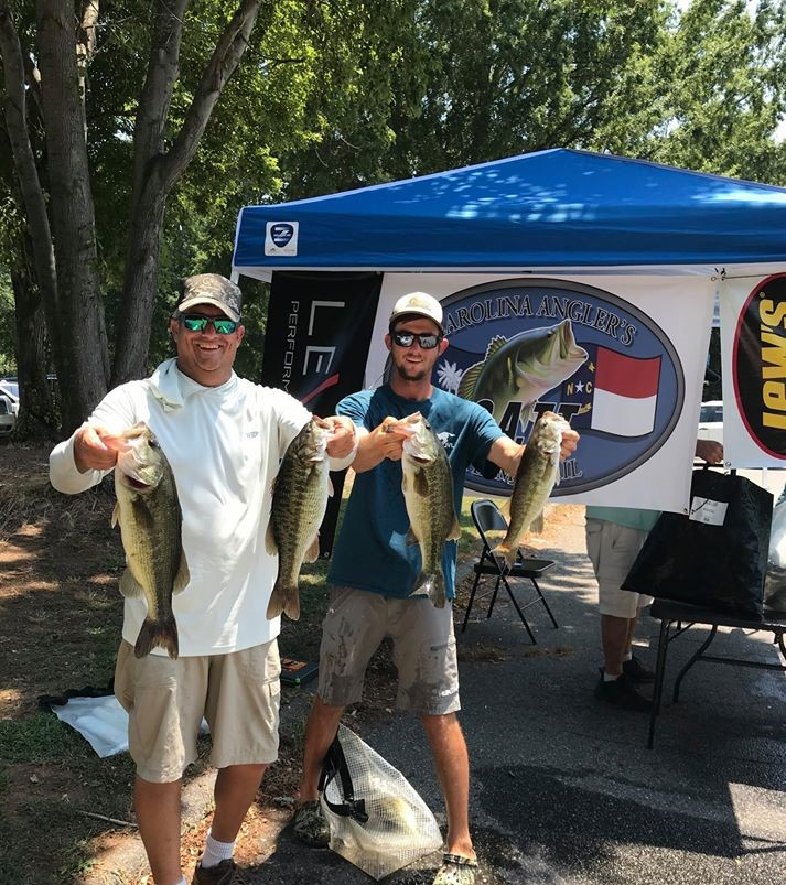 Tournament Results Lake Norman, NC Open July 18, 2020