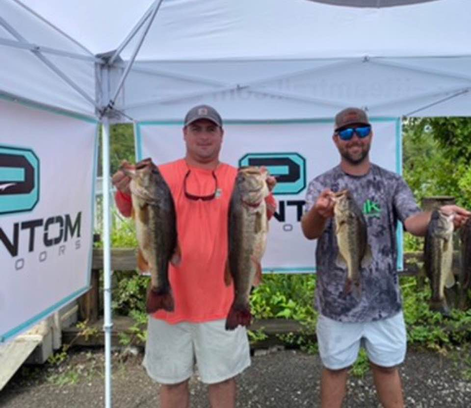 Tournament Results Phantom Outdoors Invitational Waccamaw River, SC July 25, 2020