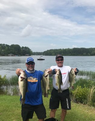 Tournament Results Lake Gaston, NC June 28, 2020