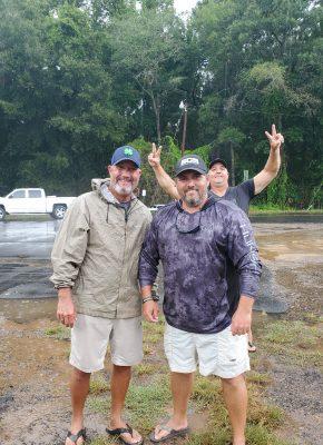Tournament Results Savannah River, GA July 25, 2020