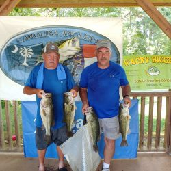 Tournament Results Yadkin Tuckertown Lake, NC July 25, 2020