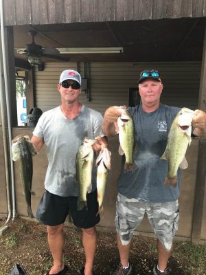 Tournament Results Lake Wateree, SC Summer Final July 25, 2020