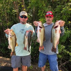 Tournament Results Waccamaw River, SC Summer Final August 8, 2020
