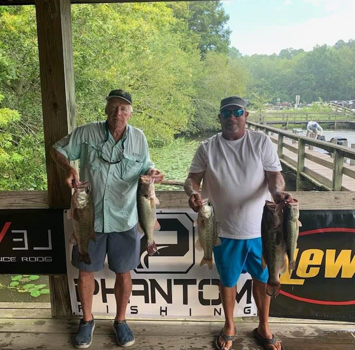 Tournament Results Sparkleberry Swamp Open Santee Cooper, SC Aug 15, 2020