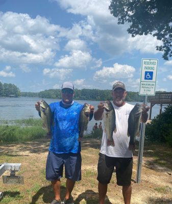 Tournament Results Lake Gaston, NC Aug 2, 2020